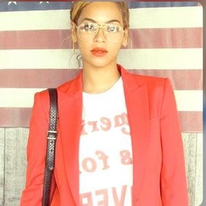America is For Lover's Tee / Worn by Beyoncé